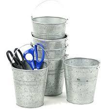 Tin Buckets For Centerpieces by 46 Best Galvanized Wedding Ideas Images On Pinterest Galvanized