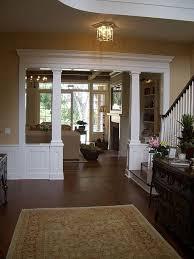 interior columns for homes teki 25 den fazla en iyi interior columns fikri bodrum