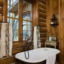 cabin bathroom designs log cabin bathrooms modern meets rustic granite countertops toronto