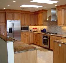 maple cabinet kitchen ideas maple kitchen cabinets 574