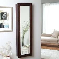 armoires with shelves cool hanging jewelry armoire mirror wall
