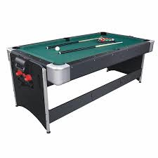 air hockey combo table fat cat pockey 2n1 combination air hockey pool table