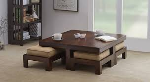 Coffee Table Set Kivaha 4 Seater Coffee Table Set Ladder