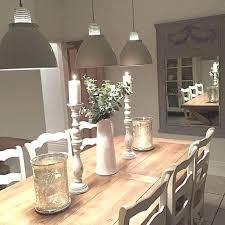 Dinner Table Decoration Modern Centerpiece