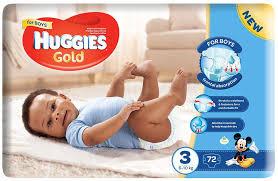 huggies gold huggies gold boy size 3 72 nappies 6 10kg buy online in