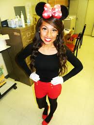 minnie mouse costume diy minnie mouse costume you can always change it and use black