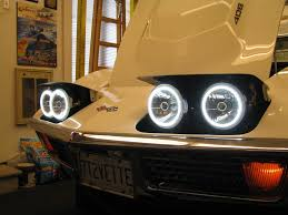diy headlight and light led halos corvetteforum
