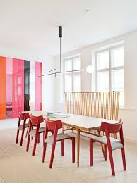 Color Schemes For Dining Rooms Best 25 Red Dining Chairs Ideas On Pinterest Red Kitchen Tables