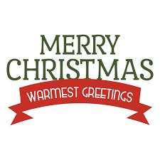 merry christmas ribbon merry christmas ribbon label transparent png svg vector