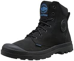 s palladium boots canada palladium s pa cuff waterproof boot amazon ca shoes