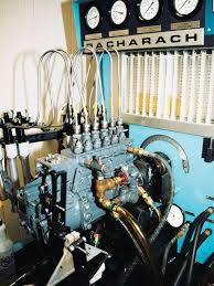Injection Pump Test Bench Bosch P Pump Fuel Injection Diesel Tech Diesel Power Magazine