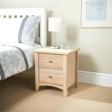 side table 2 drawers bed side table bedside table smooth running drawer with pull out
