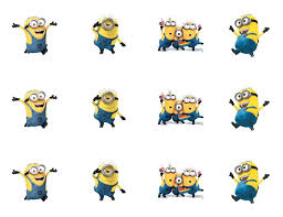 6 best images of minion birthday party printables minion cupcake