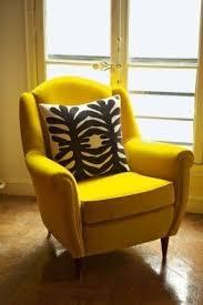 Yellow Arm Chair Design Ideas Yellow Armchair