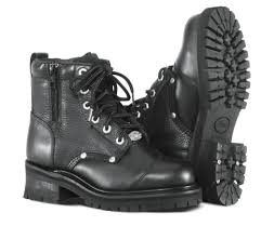 women s touring motorcycle boots leather motorcycle boots double zipper field