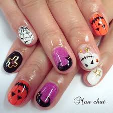 25 creative halloween nail art ideas page 2 of 3 stayglam