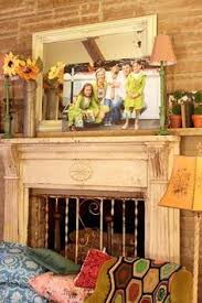 Shabby Chic Fireplace by Home Decor U0027 22 Fresh Frugal Cottage Ideas Shabby Chic