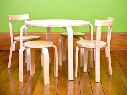 childrens wooden table and chairs childrens wood table and chairs wooden table chair with easel for