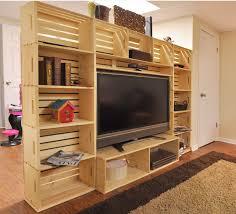 Wohnzimmerschrank Mit Bettfunktion Tv Möbel Selbst Gemacht Ambiznes Com