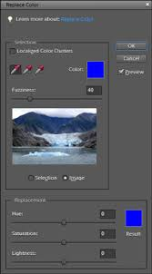 using the replace color command in photoshop elements 9 dummies