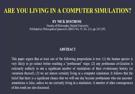 elon musk computer simulation elon musk has a theory about us living in a simulation look