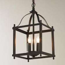 Lantern Pendant Light Fixtures Arched Silhouette Pendant Light Lantern Pendant Pendant