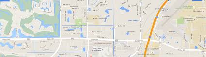 Boca Raton Map Contact Fast