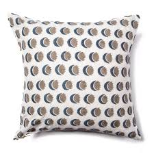 Pillow Designs by Sun And Moon Pillow In Navy Smoke U2013 Rebecca Atwood Designs