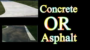 asphalt or concrete youtube
