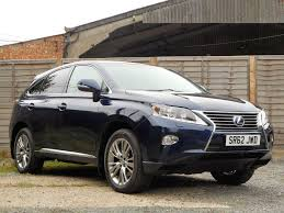 lexus rx advert used 2012 lexus rx 450h luxury facelift model for sale in