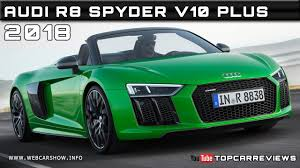 audi r8 price 2018 audi r8 spyder v10 plus review rendered price specs release