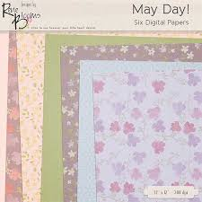 Scrapbook Paper Packs Floral Backgrounds 160 Free Digital Papers To Collect