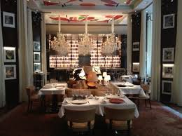 restaurant la cuisine royal monceau la cuisine philippe starck s design masterpiece restaurant at the