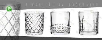 bicchieri cocktail bicchieri da barman le forme perfette per servire bevande e