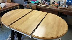 how to stain pine table how to refinish a dining table without stripping the
