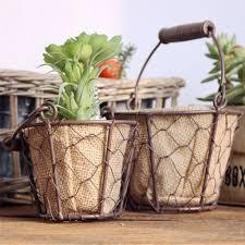 online get cheap metal garden pots aliexpress com alibaba group