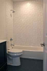 White Subway Tile Bathroom Ideas Bathroom Tile Bathroom Wall Subway Tile Ideas For Bathroom
