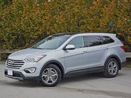 hyundai crossover 2015 2015 hyundai santa fe xl awd luxury road test review carcostcanada