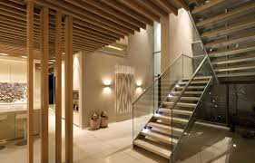 Staircase Wall Design by Modern Open Staircase Interior Design Ideas
