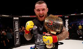 Light Heavyweight Champion Champions Cage Warriors