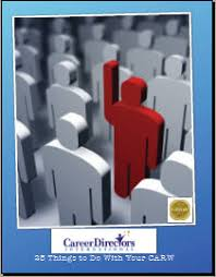 Resume Writer Certification Certified Advanced Resume Writer Carw Credential