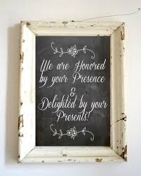 wedding gift signs wedding gift table sign wording imbusy for