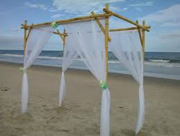 wedding arches bamboo bamboo wedding arch rent your events in melbourne fl