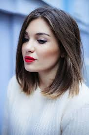long bob with dipped ends hair 45 sunny and sophisticated brown with blonde highlight looks