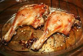 cuisiner un lapin au four cuisses de canard croustillantes amafacon