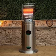 Table Top Patio Heaters Propane Exterior Endless Summer Patio Heater Outside Deck Heaters