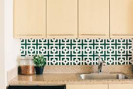 wallpaper for backsplash in kitchen remodelaholic 25 great kitchen backsplash ideas