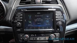 nissan altima 2015 bluetooth audio pairing 2016 nissan maxima review u2013 bold style bolder promises slashgear