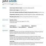 Where Can I Download Free Resume Templates Free Resume Templates To Download Popsugar Career And Finance