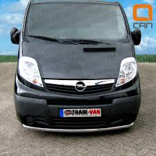renault minivan trafic city bar front styling renault trafic nudge bar trafic